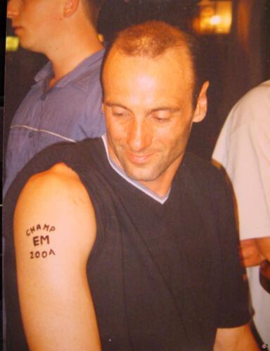 2001 EM Masters Mallorca