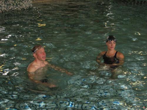 Ausschwimmen