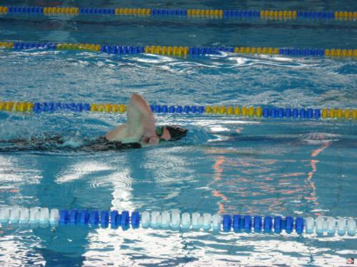 Birgit 400 m Freistil