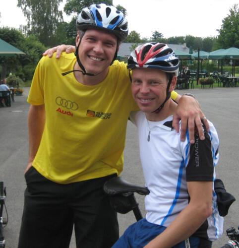 Dirk und Karsten Johanniskreuz