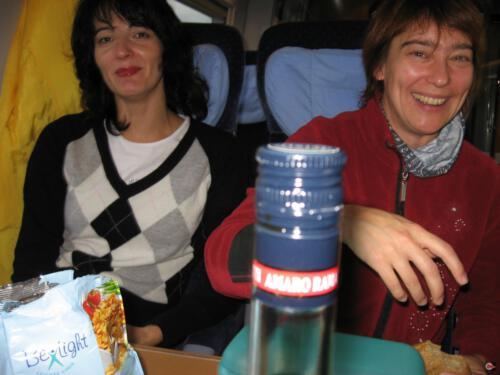 Nicole und Birgit