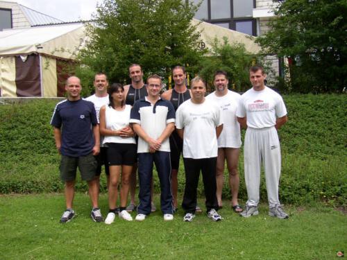2003 DM Masters in Karlsruhe