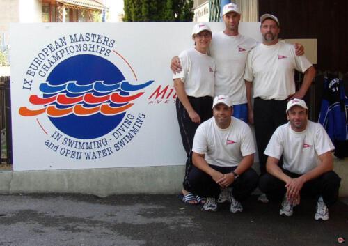 2003 EM Masters Mileau