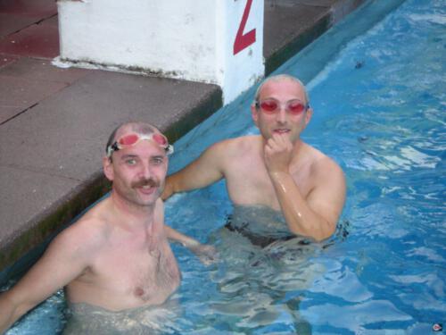 Peter und Werner (1)