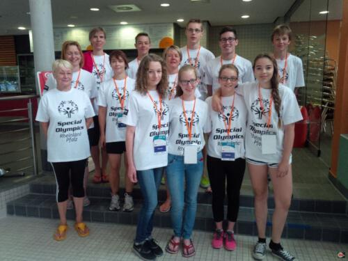 Special Olympics Kampfgericht WSV