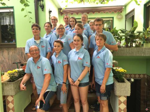 Trainerteam 2015