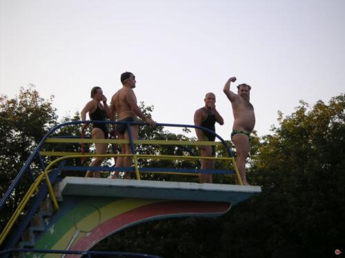 Turmspringen (1)